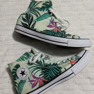 Converse All Star Tropical High Top New